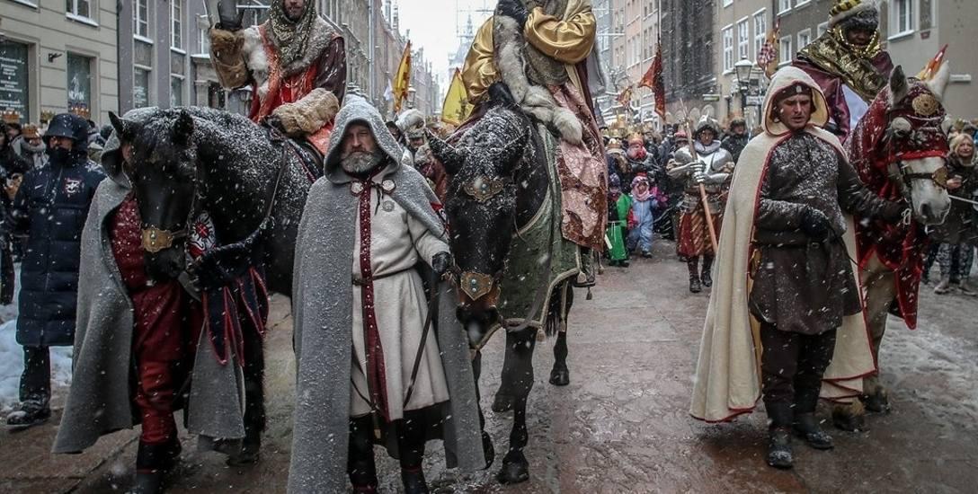 Gdański Orszak Trzech Króli jest otwarty dla każdego