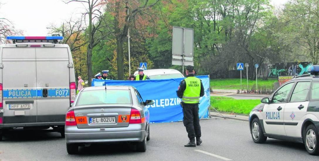 24 października na pasach na ul. Rzgowskiej zginęła kobieta.