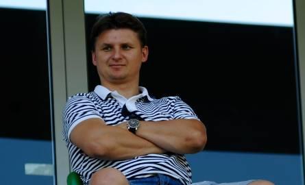 Marek Citko odpowiada w Wiśle Kraków za pion sportowy