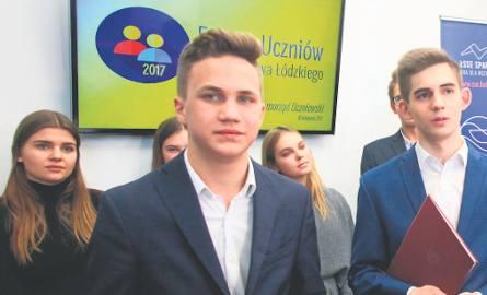 Volodymyr Balandiuk, Jakub Żebrowski i ich koleżanki z Fundacji Osnowa