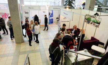 40 firm i pracodawców czeka na Was! Targi Pracy Politechniki Białostockiej!