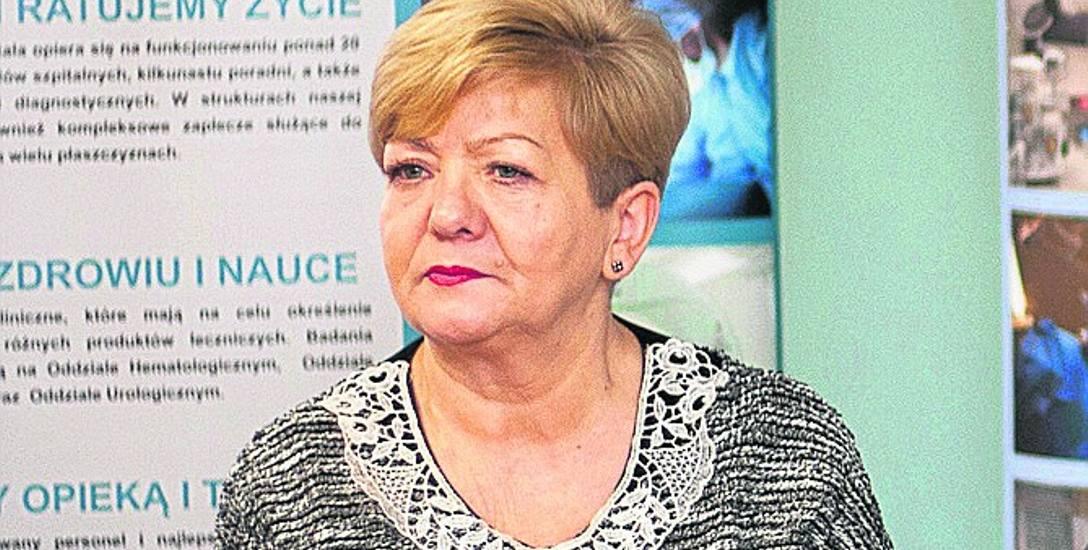 Jadwiga Stec, dyrektor ds. pielęgniarstwa w słupskim szpitalu:  - Z powodu braku pielęgniarek możemy mieć spore kłopoty
