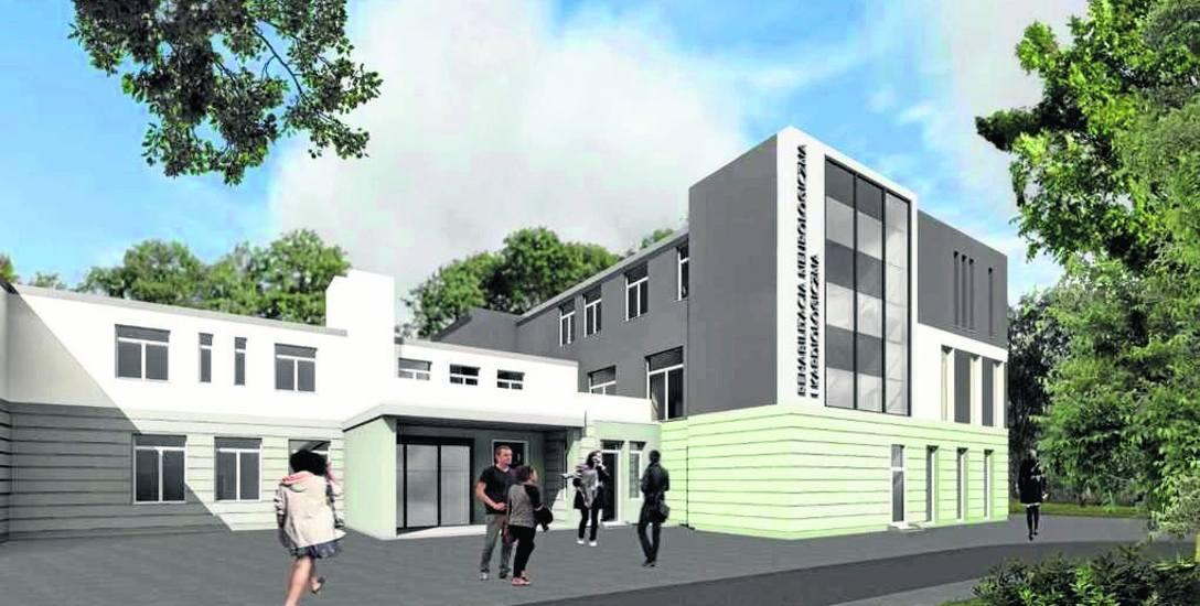 W Bydgoszczy powstanie nowe centrum rehabilitacji