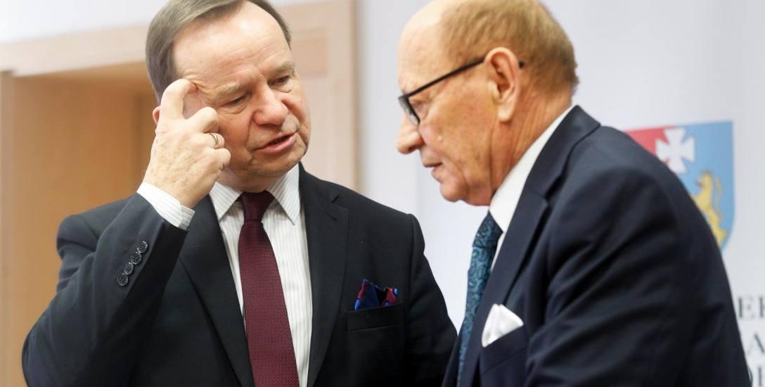 Czy prezydent Tadeusz Ferenc w sprawie obwodnicy zyska wsparcie marszałka Władysława Ortyla?