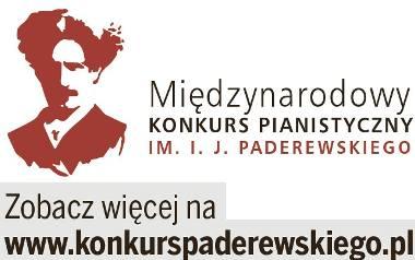 Mamy bilety na Koncert Laureatów Międzynarodowego Konkursu Pianistycznego im. I. J. Paderewskiego