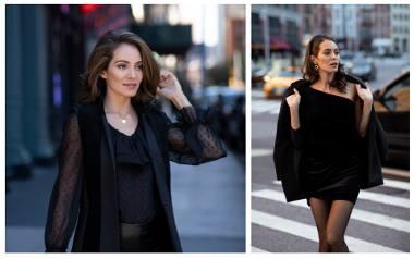 Sylwia Majdan, projektanta mody ze Szczecina wypuściła na rynek swoją najnowszą kolekcję Jesień / Zima 2019/2020. Odzież promuje zachwycająca sesja zdjęciowa