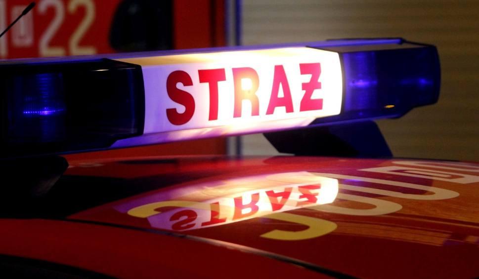 Film do artykułu: Gniezno: Pożar byłego hotelu Mieszko. Ewakuowano bezdomnych