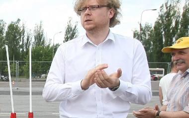 Łukasz Kucharski (PO) odwołany. W WORD Łódź pracował od 2007 r.