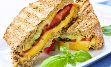 Kanapka Grilled Cheese jest od lat 20. XX wieku niezwykle popularna w Ameryce. Fot. MSM Mońki