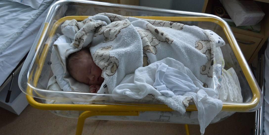 W Gdyni w Szpitalu Morskim im. PCK w Gdyni Redłowie 1 stycznia 2018 r. 47 minut po północy przyszła na świat Urszula Anna