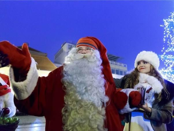 Mikołaj z Rovaniemi znów odwiedzi Białystok