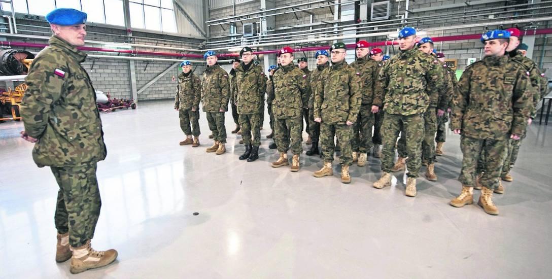 Dla wielu żołnierzy była to pierwsza misja poza granicami kraju. - Zaszczytem było dowodzić tym zespołem - podsumował ppłk Jarosław Bondalski, dowódca