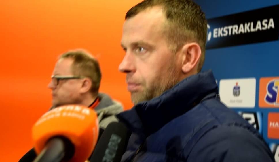 Film do artykułu: Marian Kelemen o meczu Jagiellonia - Lech: Myślałem, że strzelimy zwycięską bramkę