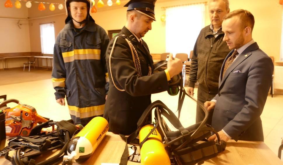 Film do artykułu: Strażacy ochotnicy podsumowali rok, potrzebują nowych wozów pożarniczych