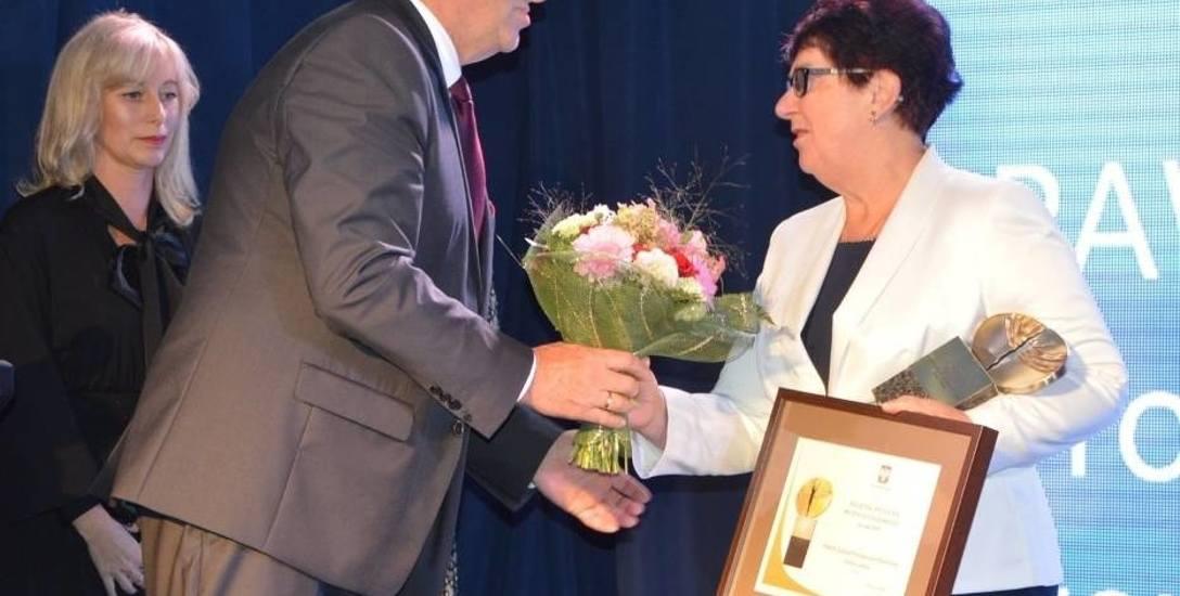 Nagrodę specjalną wojewody Rau otrzymała zaś łódzka firma odzieżowa Pawis Ireny Gabary