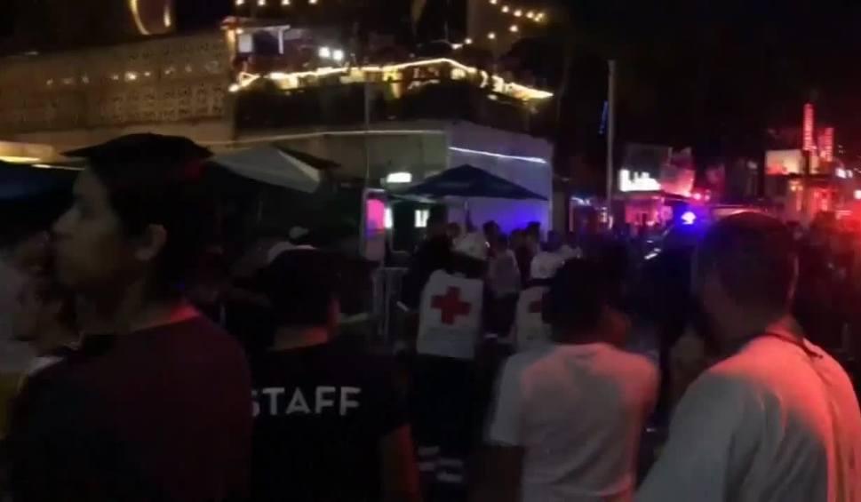 Film do artykułu: Meksyk: Strzelanina podczas festiwalu muzyki elektronicznej