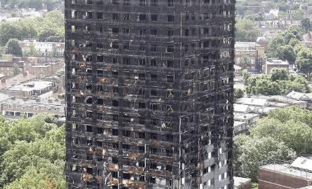 Przyczyną tragicznego pożaru Grenfell Tower była... awaria lodówki?