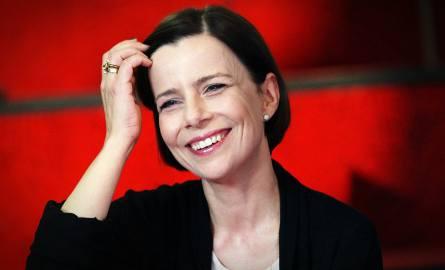 Wśród gości festiwalu jest aktorka, Agata Kulesza