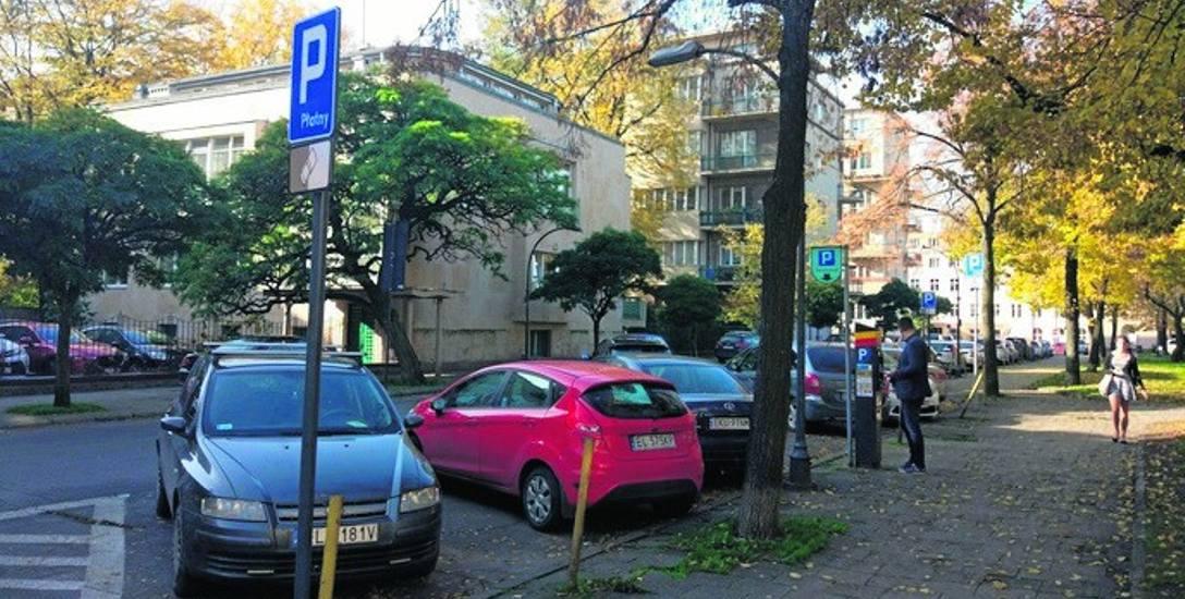 Zdaniem łódzkich radnych PiS, same znaki pionowe nie wystarczają do inkasowania opłat za parkowanie.