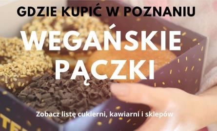 Tłusty Czwartek w wersji roślinnej: gdzie w Poznaniu będzie można kupić wegańskie pączki?