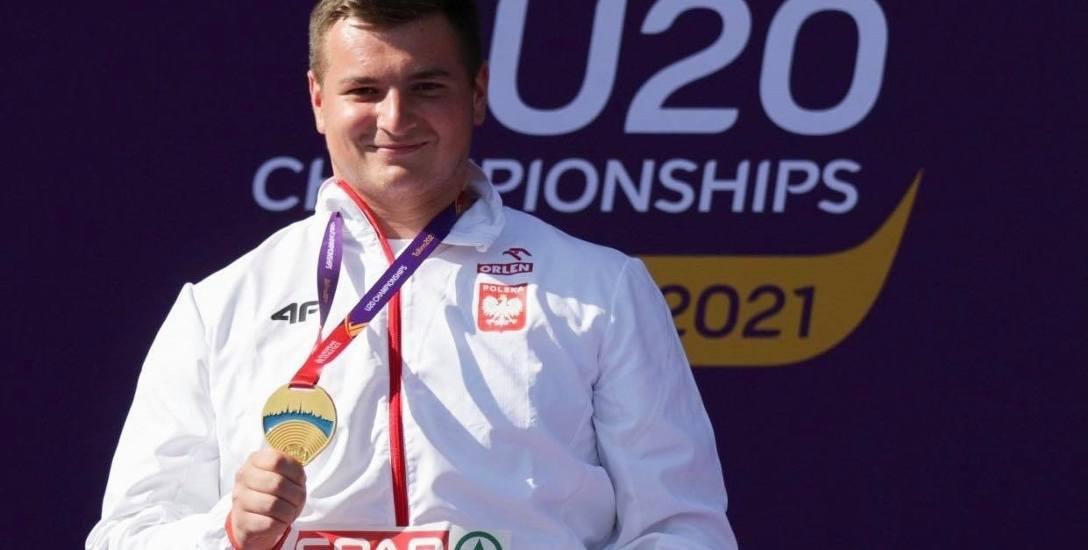 Lekkoatletyka. Dawid Piłat, mistrz Europy U20 w rzucie młotem: Jestem gotowy, by rzucić ponad 80 metrów