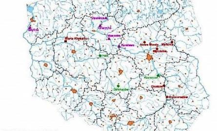 Elektrownia atomowa w pobliżu Ostrołęki! Na liście możliwych lokalizacji są Małkinia i Wyszków (mapy)