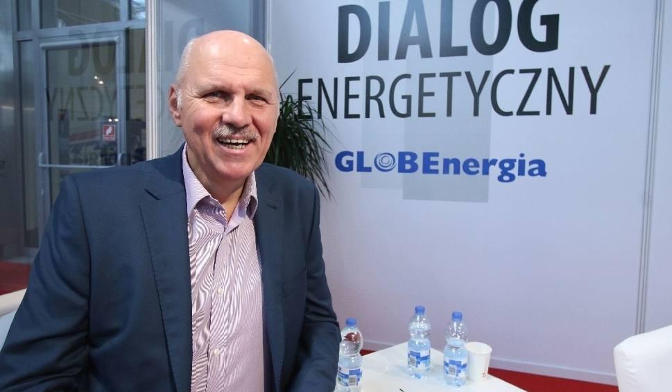 Film do artykułu: Tomasz Zubilewicz, znany prezenter pogody był gościem targów Enex