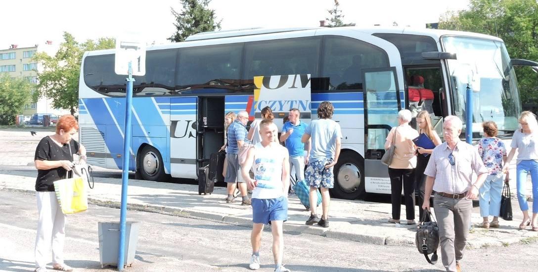 Dokąd odjeżdżają autobusy z dworca w Ostrołęce? [rozkłady jazdy dworzec PKS w Ostrołęce]