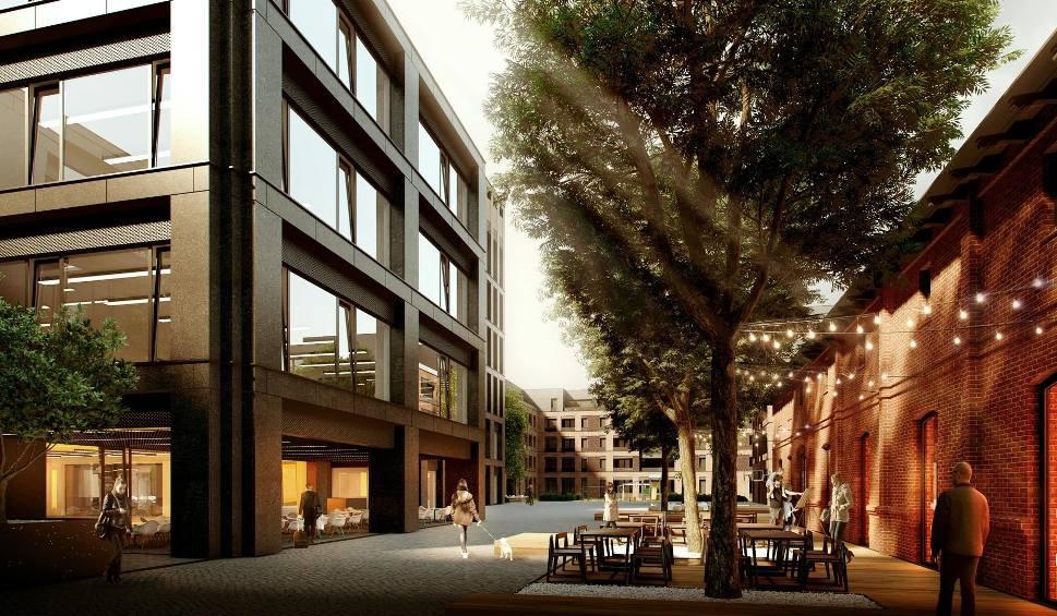 Film do artykułu: Poznań: W rejonie ulicy Ułańskiej i Grunwaldzkiej może powstać nowoczesne osiedle mieszkaniowe i biurowce. Zobacz wizualizacje
