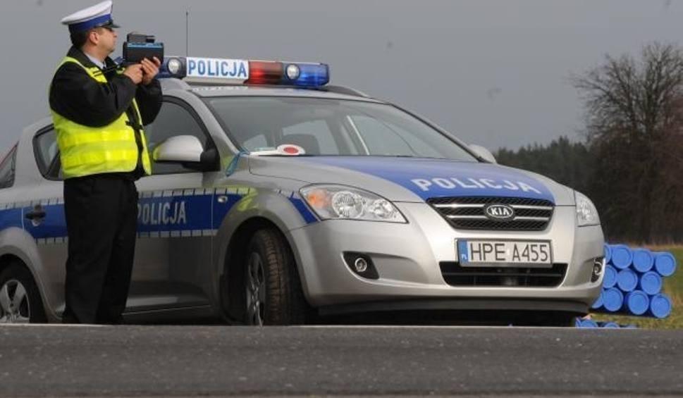 Film do artykułu: Kierowca jechał w Koszalinie z prędkością 106 km/h, stracił prawo jazdy