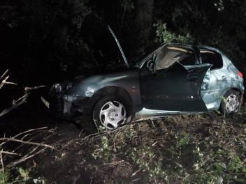 Tragiczny wypadek w Cichawie. Nie żyje kierowca