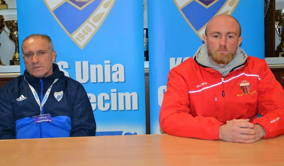 Film do artykułu: Jirzi Szejba (trener Unii Oświęcim): Wynik uzyskany z Polonią Bytom był lepszy od gry [WIDEO]