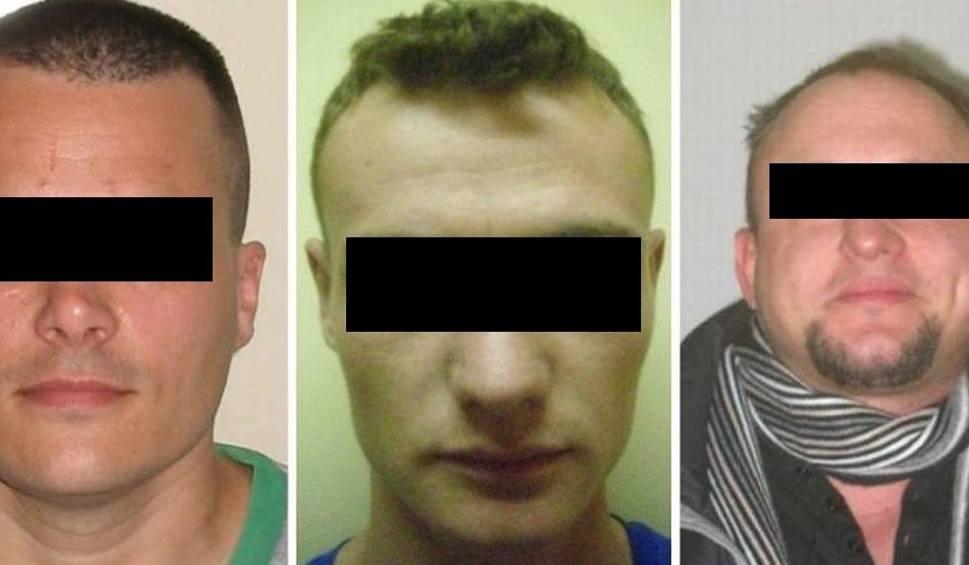 Film do artykułu: Więźniowie, którzy uciekli z zakładu karnego w Grudziądzu, wpadli w Poznaniu