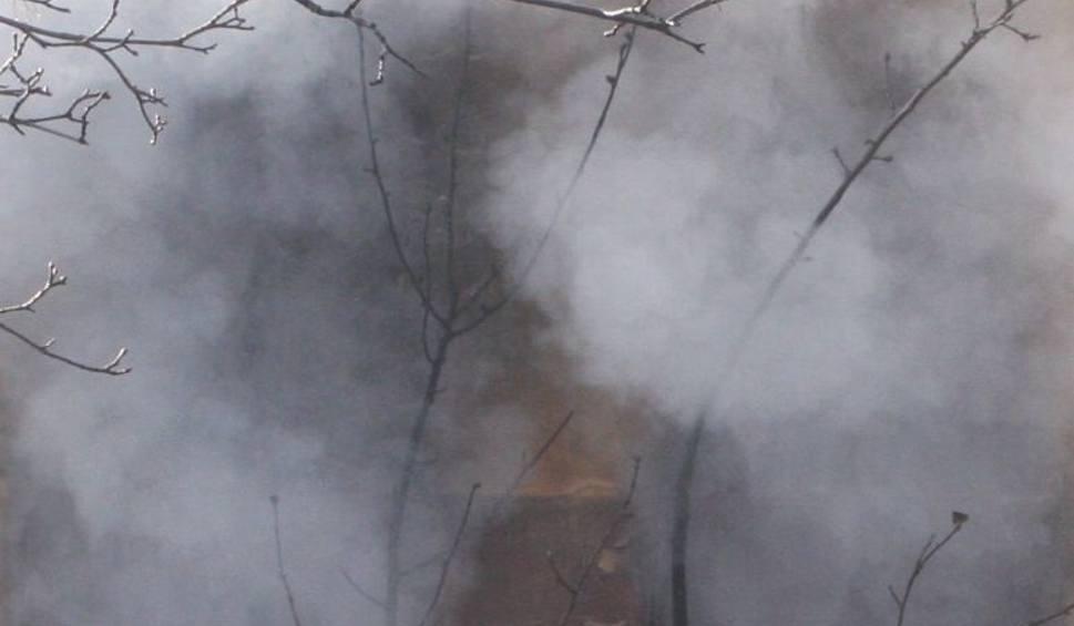 Film do artykułu: Suchedniów. Ogień w mieszkaniu. Ranny lokator