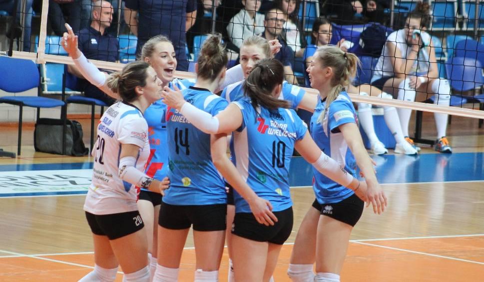 Film do artykułu: I liga siatkarek. 7R Solna Wieliczka przełamała złą passę, pewnie wygrała z WTS KDBS Bank Włocławek