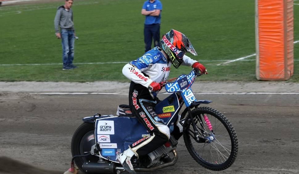 Film do artykułu: II liga żużlowa. Speedway Wanda Kraków przegrała z Wilkami Krosno