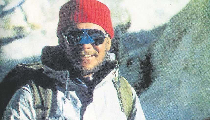 Kukuczka zdobył jako drugi człowiek na Ziemi Koronę Himalajów i Karakorum