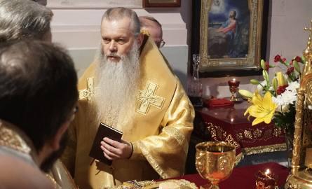 Ingres biskupa Atanazego [ZDJĘCIA, FILM]