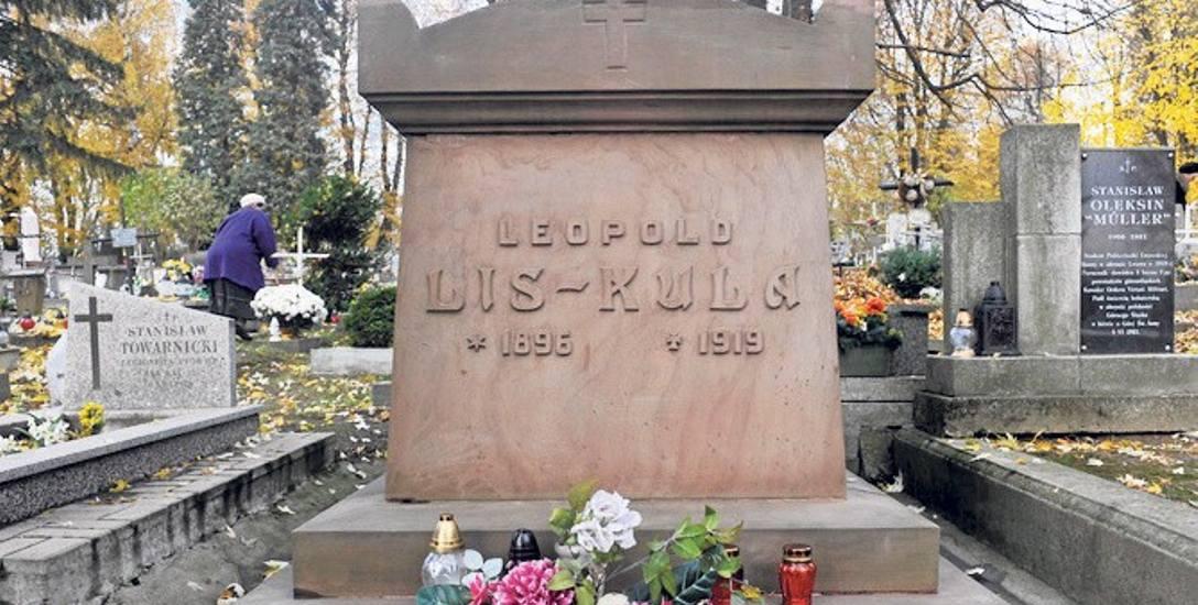 Leopold Lis - Kula spoczywa na cmentarzu Pobitno w Rzeszowie