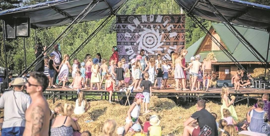 Pannonica Festival na trzy dni zamienia Barcice w miejsce rodzinnego pikniku z folkową muzyką