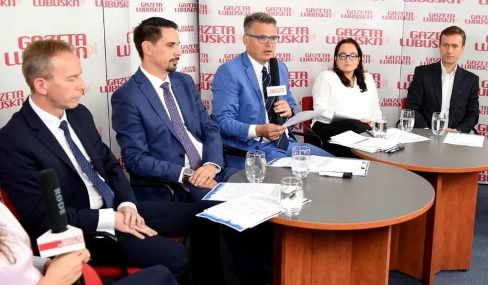 """Film do artykułu: Wybory samorządowe 2018. Nowy sondaż wyborczy  """"Gazety Lubuskiej"""". Czy w Zielonej Górze będziemy wybierali prezydenta w II turze?"""