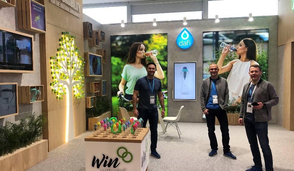 Film do artykułu: Marka Dafi na światowej klasy targach Ambiente we Frankfucie. Prezentacja produktów do filtracji wody jako proekologiczna alternatywa