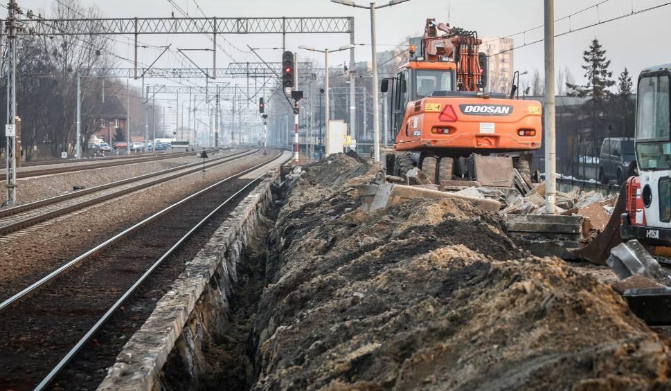 Film do artykułu: Pociągi będą mogły szybciej jeździć na trasie Przeworsk-Przemyśl
