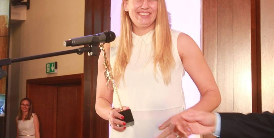 - Adela jest najpiękniejszą zwyciężczynią naszego plebiscytu w historii - powiedział prowadzący galę Marek Bluj.