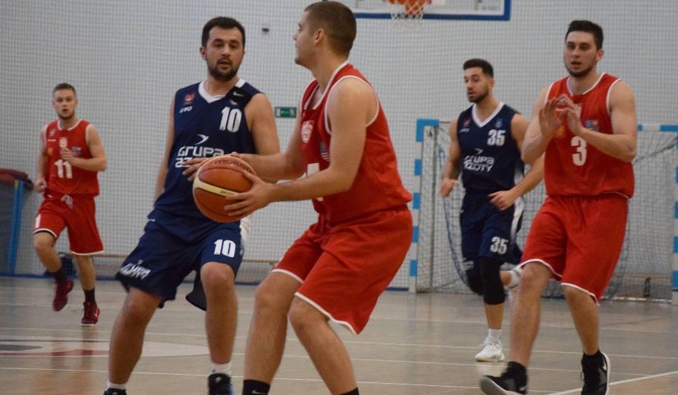 Film do artykułu: II liga koszykarzy: Pewne zwycięstwo AZS UJK w Bielsku-Białej