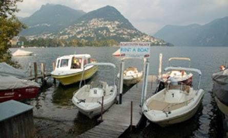 Szwajcaria. Lugano - kiedyś był tu święty las