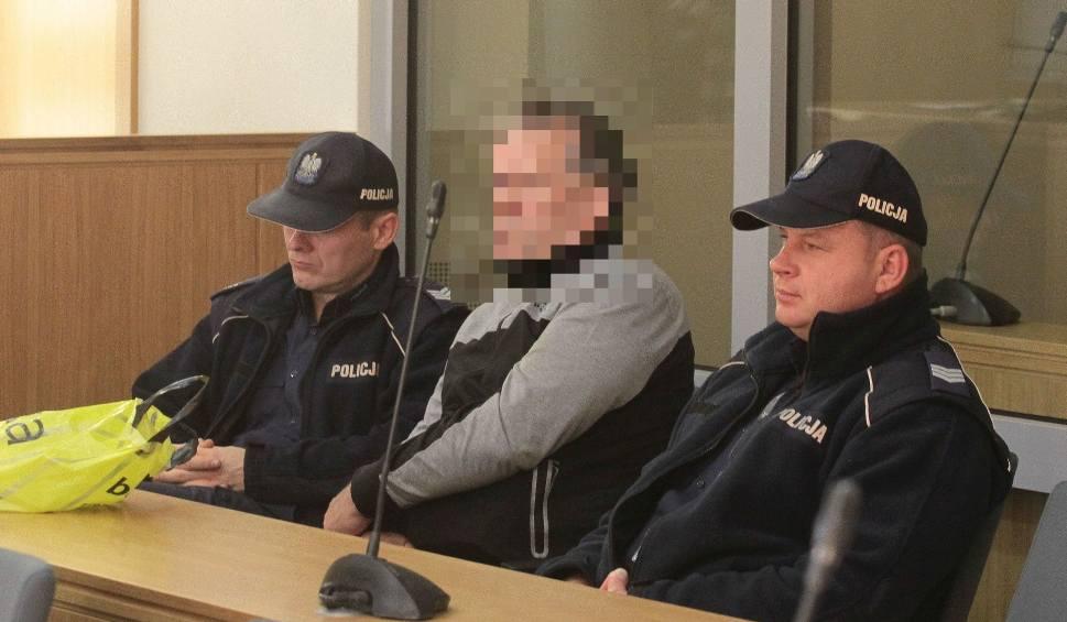 Film do artykułu: Zabójstwo Danuty W. Prokurator żąda 25 lat więzienia dla Piotra W., oskarżonego o zabicie swojej żony