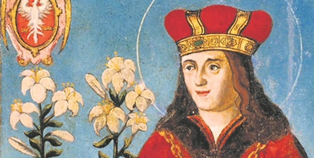 Święty Kazimierz, właściwie Kazimierz Jagiellończyk, żył w latach 1458-1484