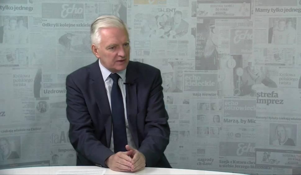 Film do artykułu: Jarosław Gowin: Kandydaci Porozumienia zdobędą mandaty [GOŚĆ DNIA]
