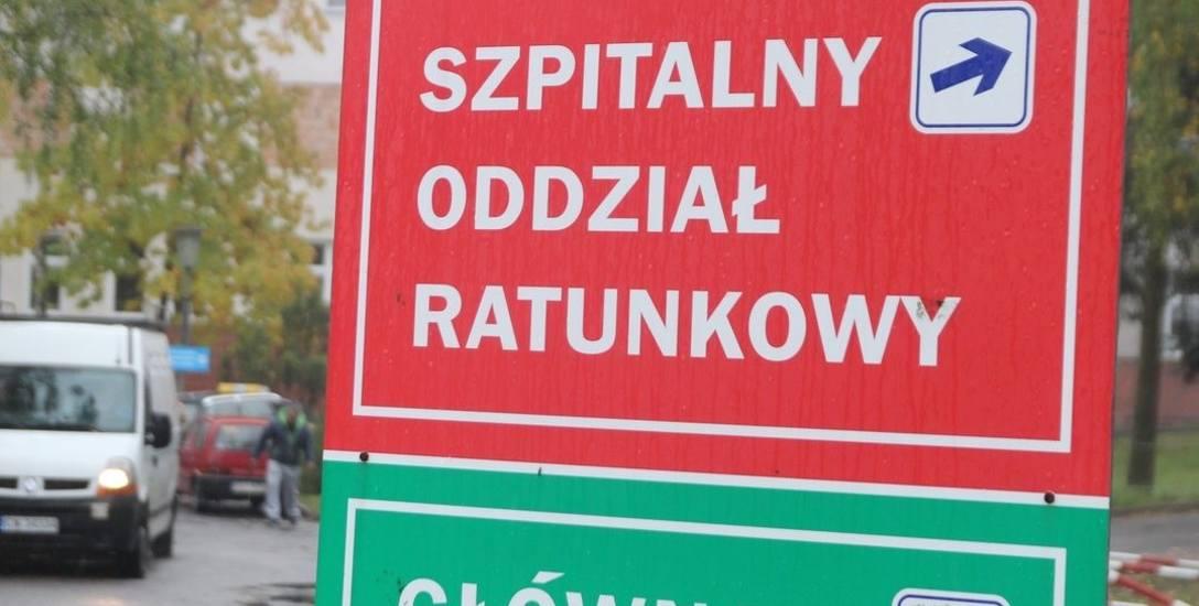Włocławscy radni: - Tak dalej na SOR-ze być nie może